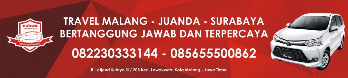 Travel Malang Juanda dan Travel Malang Surabaya PP Murah