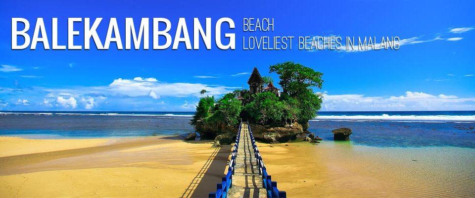 pantai balekambang tempat wisata di malang